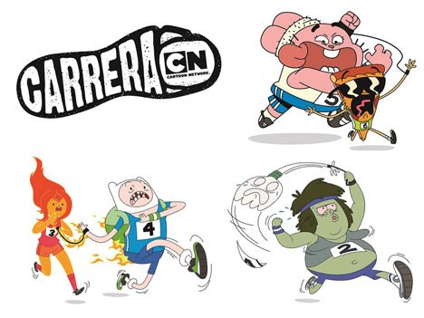 Carrera Cartoon Network