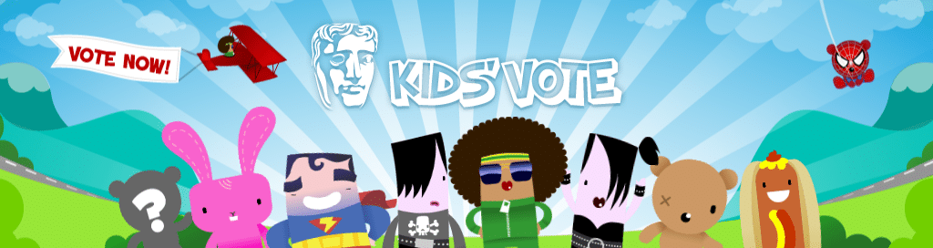 BAFTA Kids' Vote