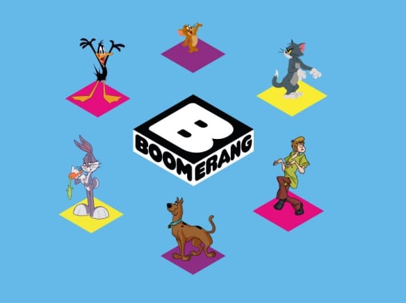 Boomerang Launches In Taiwan 14th November