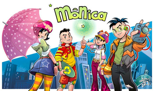 Cartoon Network Brazil Monica's Gang Teen To Premiere 12th October