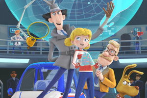 Boing Spain New Shows: Mr Bean, Inspector Gadget And Masha And The Bear