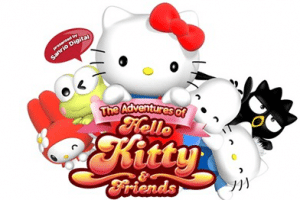 The Adventures Of Hello Kitty and Friends