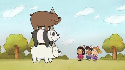 Cartoon Network USA We Bare Bears Renewed For Second Season