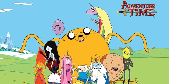 Adventure Time Summer Spectacle In The Netherlands