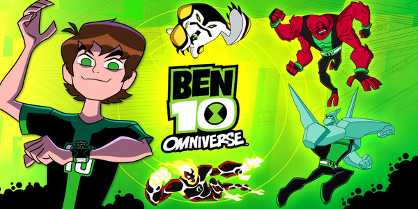 Cartoon Network Germany Ben 10: Omniverse New Episodes In October