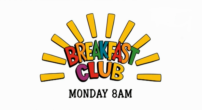 Cartoon Network Breakfast Club