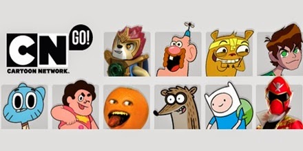 Cartoon Network Go Now Available For NET And Claro Customers In Brazil