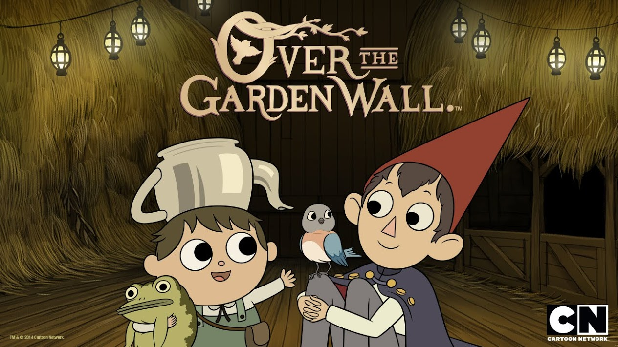 Over The Garden Wall DVD To Be Released In The U.S. On 8th September