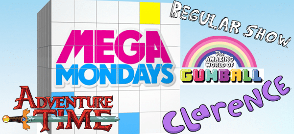 Mega Mondays April-May 2015