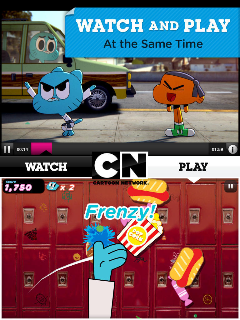 Cartoon Network Watch And Play And Cartoon Network Anything Apps Now Available In The Philippines width=