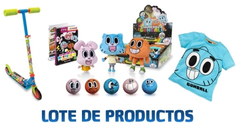 Gumball Prizes