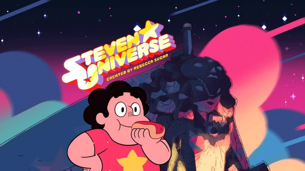 New Episodes Of Steven Universe On Cartoon Network UK From Monday 1st June