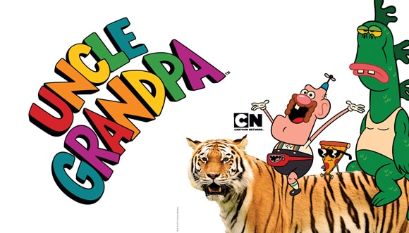Cartoon Network USA Uncle Grandpa Finale Aired Friday 30th June