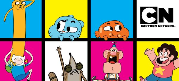 Cartoon Network Grid