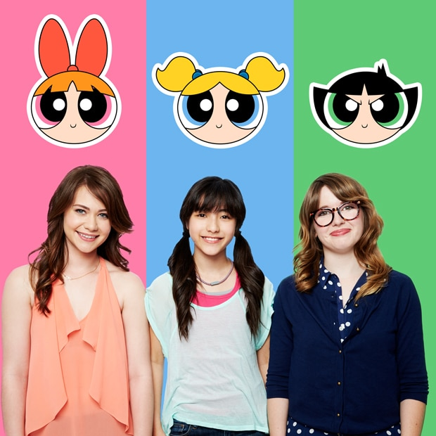 New Powerpuff Girls Actresses