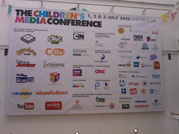 The Children's Media Conference: Cartoon Network To Attend This Week