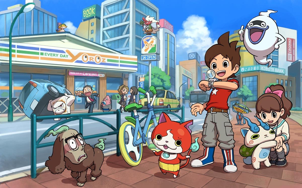 Cartoon Network EMEA Feeds Acquire Yo-kai Watch Broadcasting Rights