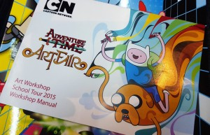 Adventure Time Art Fair