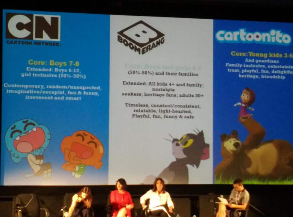 Children's Media Conference: Cartoon Network UK Day 2