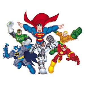 DC Super Friends Toys