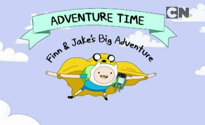 Cartoon Network UK Finn And Jake's Big Adventure Marathon This Weekend