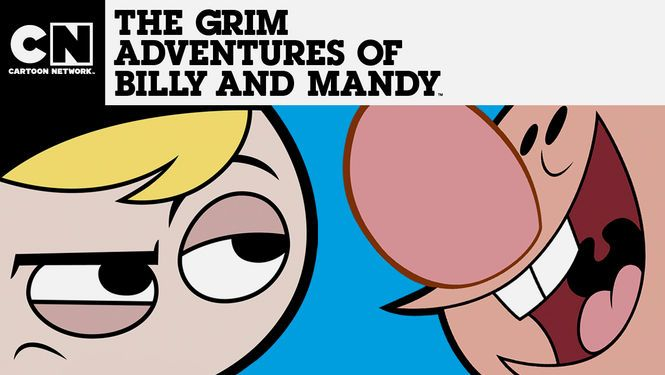 Grim Adventures Billy And Mandy