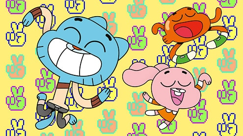 The Amazing World Of Gumball Wins Two British Animation Awards