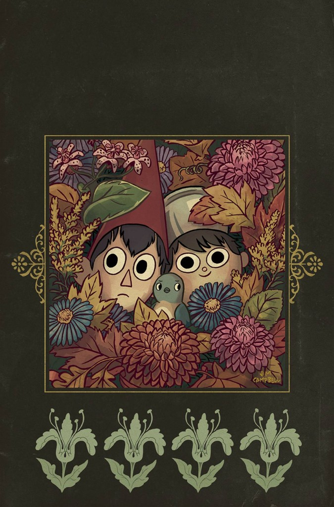 Over The Garden Wall Comic Miniseries