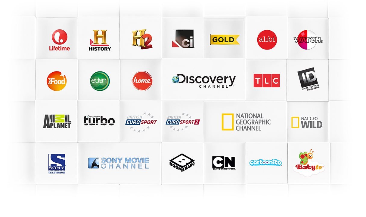 TVPlayer Plus Channels