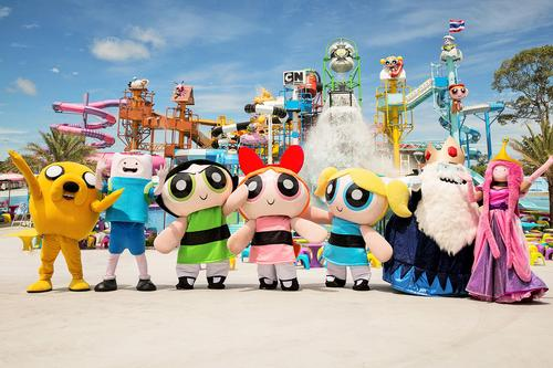 Air Asia's Cartoon Network Amazone Tickets Competition