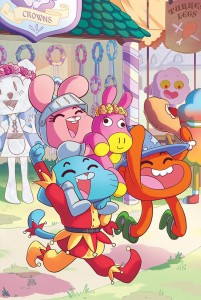 Gumball Graphic Novel