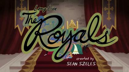Cartoon Network USA To Premiere New Miniseries Long Live The Royals On 30th November