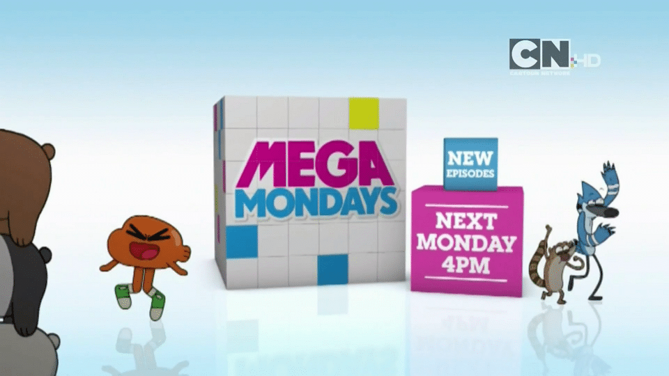 Cartoon Network UK Mega Mondays September 2015