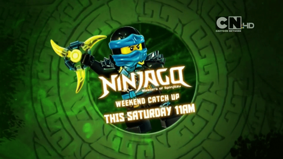 Cartoon Network UK Ninjago Masters Of Spinjitzu Catchup Marathon This Weekend