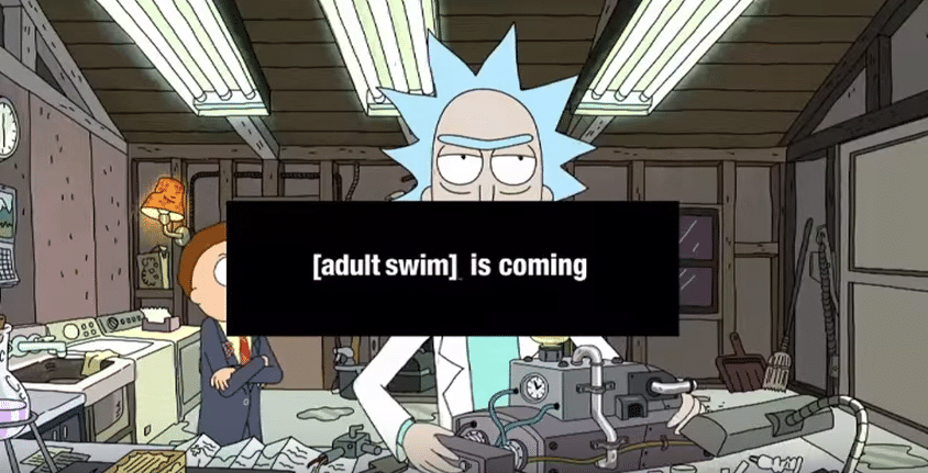 Adult Swim Programming Now Airing On Enorme TV In France