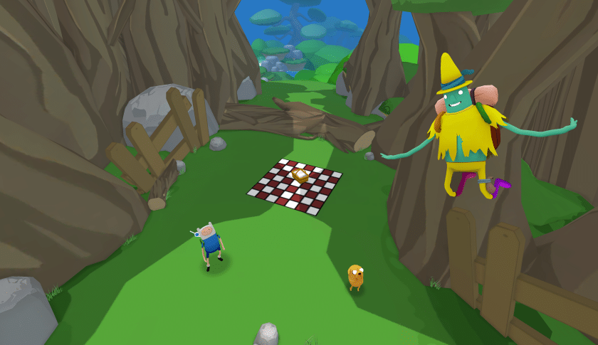 Adventure Time Virtual Reality Game Now Available For Samsung Gear VR