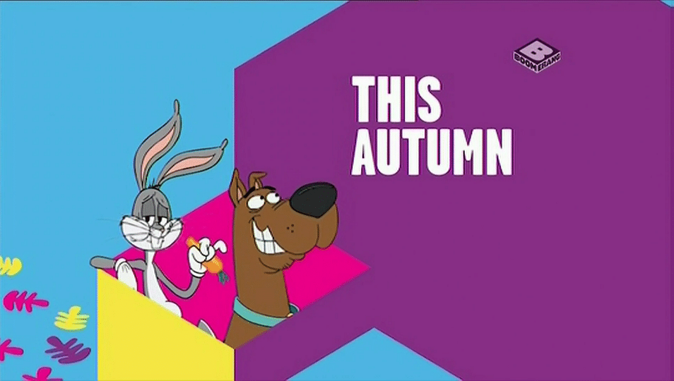 Boomerang UK Autumn 2015 Promo