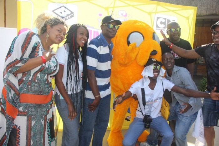 Cartoon Network And Boomerang At Africa's DStv Content Showcase