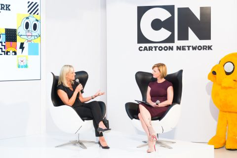 Cartoon Network Poland Licensing Day Event Last Week (09/09/2015)