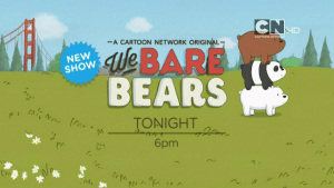 We Bare Bears Tonight