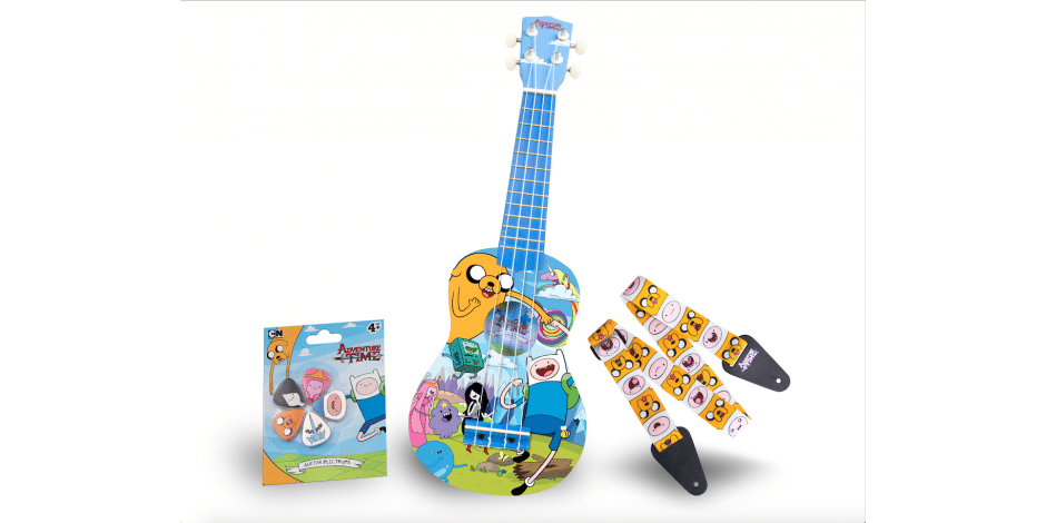 Cartoon Network And Access All Areas Partner For Adventure Time Musical Instruments