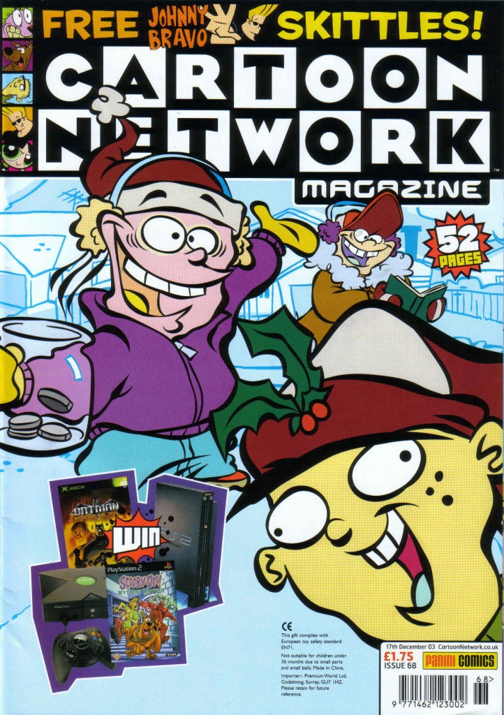 Cartoon Network Magazine To Be Relaunched In The UK And Across Europe