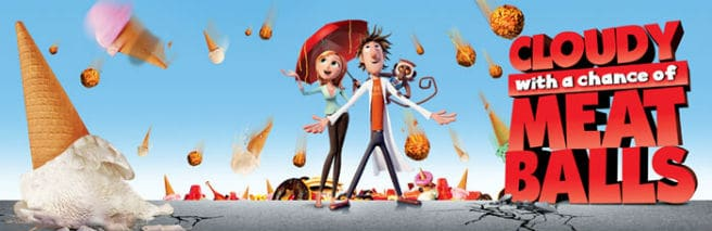 Cartoon Network USA To Air Cloudy With A Chance Of Meatballs Animated Series