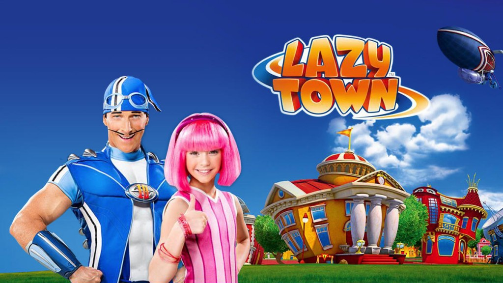 LazyTown Nominated In The Pre-School Category For The 2015 International Kids Emmy Awards