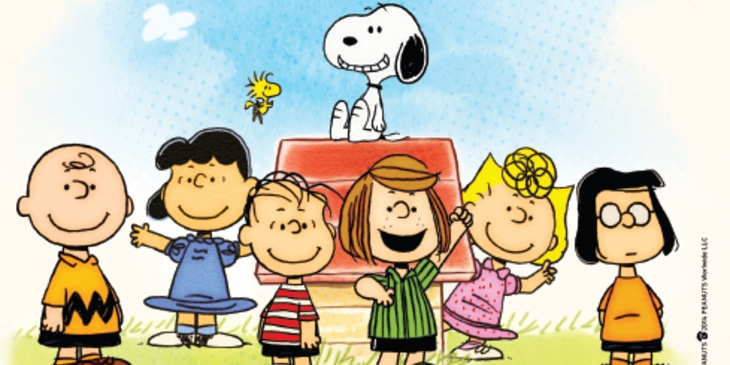 Boomerang USA Peanuts Premieres 9th May