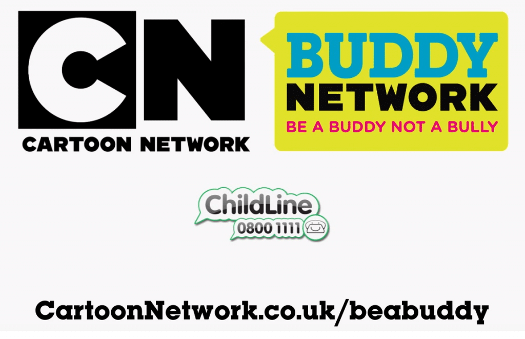 Olympic Diver Tom Daley Teams Up With Cartoon Network UK For Buddy Network Anti-Bullying Initiative