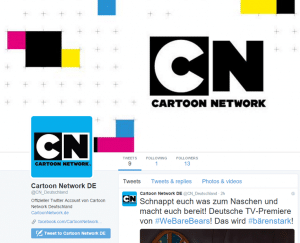 Cartoon Network Germany