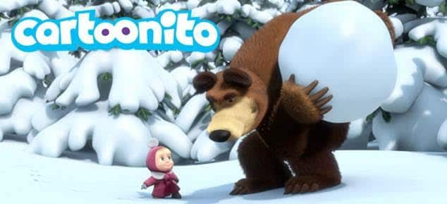 Boomerang UK And Cartoonito UK December 2015 Highlights