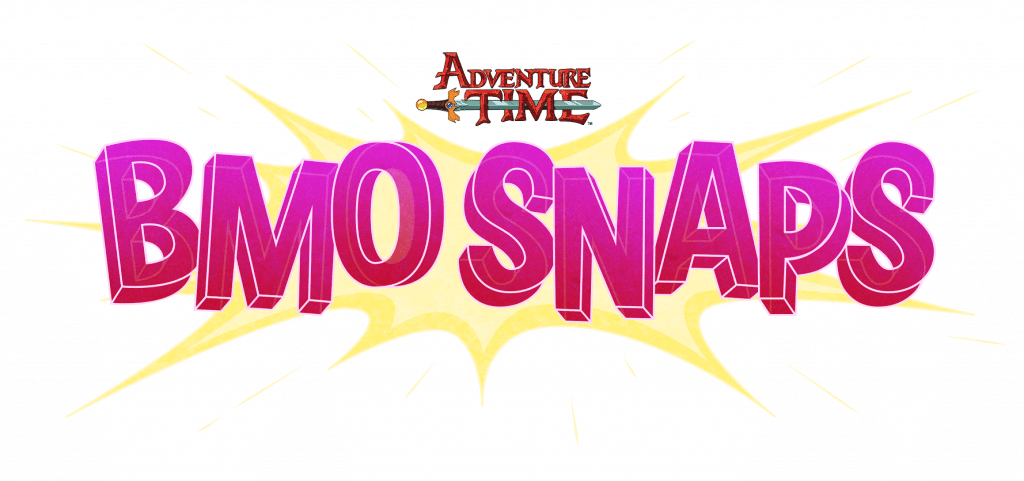 New Mobile Game Adventure Time BMO Snaps