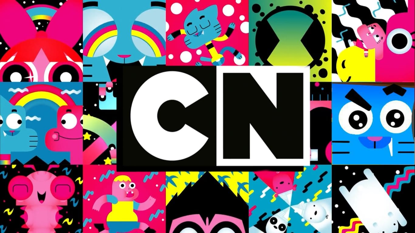 January 2016 On Cartoon Network Japan width=